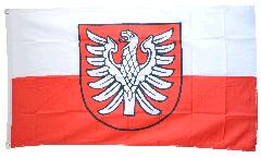 Germany Landkreis Heilbronn Flag - 3 x 5 ft. / 90 x 150 cm