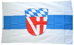Germany Landkreis Regensburg Flag - 3 x 5 ft. / 90 x 150 cm