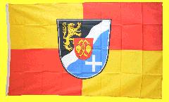 Germany Landkreis Rhein-Pfalz-Kreis Flag - 3 x 5 ft. / 90 x 150 cm