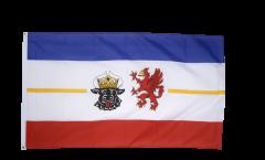 Germany Mecklenburg-Western Pomerania Flag