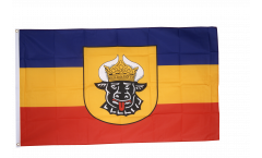 Germany Mecklenburg old Flag