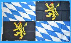 Germany Electoral Palatinate Kurpfalz Flag - 3 x 5 ft. / 90 x 150 cm