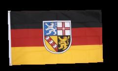 Germany Saarland Flag
