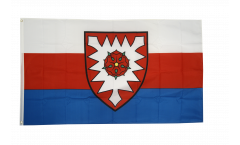 Germany Schaumburg-Lippe Flag - 3 x 5 ft. / 90 x 150 cm