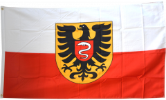 Germany Aalen Flag - 3 x 5 ft. / 90 x 150 cm