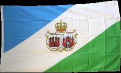 Germany Brandenburg Flag