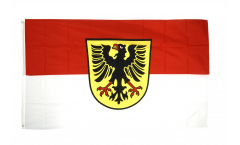Germany Dortmund Flag