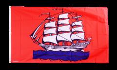 Germany Elmshorn Flag