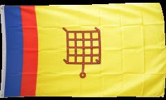 Germany Glücksburg Flag - 3 x 5 ft. / 90 x 150 cm