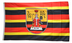 Germany Gotha Flag - 3 x 5 ft. / 90 x 150 cm