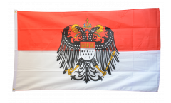 Germany Cologne with big crest Flag - 3 x 5 ft. / 90 x 150 cm