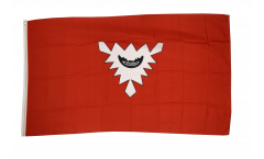 Germany Kiel Flag