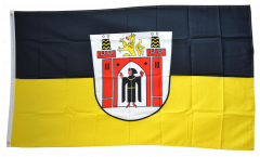 Germany München with big crest Flag - 3 x 5 ft. / 90 x 150 cm