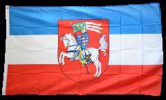 Germany Marburg Flag - 3 x 5 ft. / 90 x 150 cm