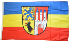 Germany Nienburg Flag - 3 x 5 ft. / 90 x 150 cm