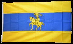 Germany Schwerin Flag