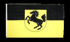 Germany Stuttgart Flag