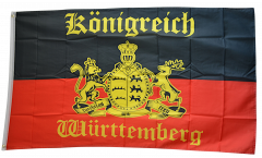Germany Württemberg 4 Flag