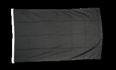 Unicolor black Flag
