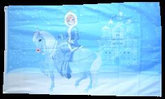 Ice queen Flag - 3 x 5 ft. / 90 x 150 cm