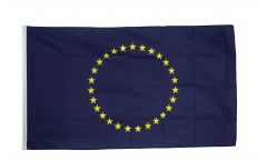European Union EU with 27 stars Flag - 3 x 5 ft. / 90 x 150 cm