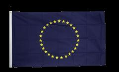 European Union EU with 27 stars Flag