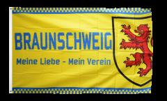 Fan Braunschweig - Meine Liebe Flag