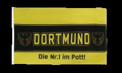 Fan Dortmund Eagle Nr. 1 aus dem Pott Flag