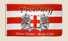 Fan Freiburg Flag