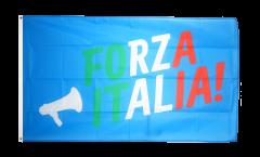 Fan Italy Forza Italia Flag