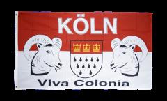 Fan Cologne Viva Colonia Flag