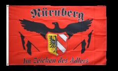 Fan Nuremberg - Im Zeichen des Adlers Flag