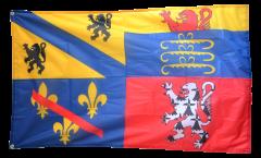 France Ain Flag - 3 x 5 ft. / 90 x 150 cm