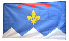 France Alpes-de-Haute-Provence Flag - 3 x 5 ft. / 90 x 150 cm