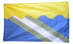 France Aube Flag - 3 x 5 ft. / 90 x 150 cm