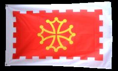 France Aude Flag - 3 x 5 ft. / 90 x 150 cm