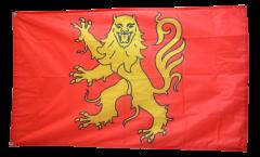 France Aveyron Flag