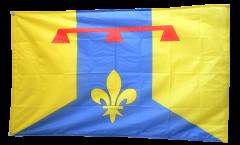 France Bouches-du-Rhône Flag - 3 x 5 ft. / 90 x 150 cm
