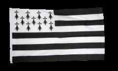 France Brittany Flag