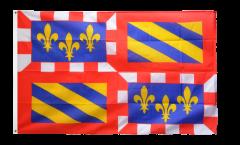 France Burgundy Flag