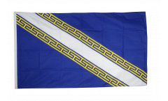 France Champagne-Ardenne Flag
