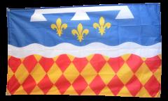 France Charente Flag - 3 x 5 ft. / 90 x 150 cm