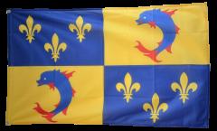 France Dauphiné Flag - 3 x 5 ft. / 90 x 150 cm