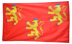 France Dordogne Flag - 3 x 5 ft. / 90 x 150 cm