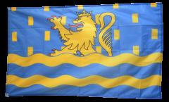 France Doubs Flag