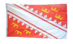 France Alsace new Flag