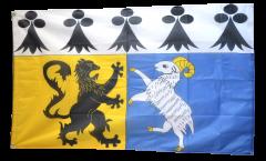 France Finistère Flag - 3 x 5 ft. / 90 x 150 cm
