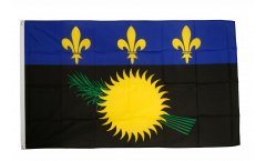 France Guadeloupe Flag