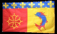 France Hautes-Alpes Flag - 3 x 5 ft. / 90 x 150 cm