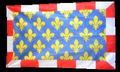 France Indre-et-Loire Flag - 3 x 5 ft. / 90 x 150 cm